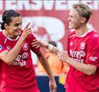 FC Twente houdt stand en wint van Vitesse