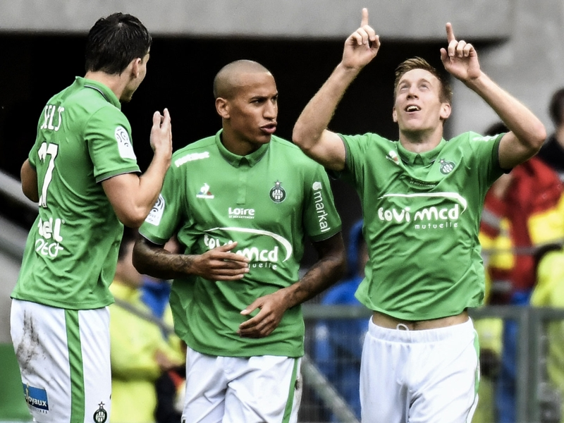 Saint-Étienne-Lille (3-1), les Verts s'en sortent bien, Lille touche le fond