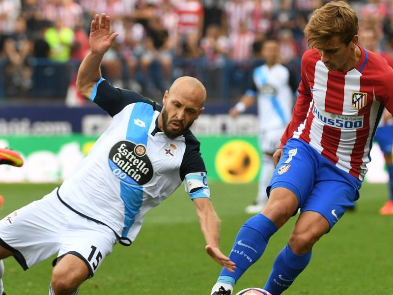 Atletico Madrid-La Corogne (1-0), la doublette Griezmann-Gameiro frappe encore