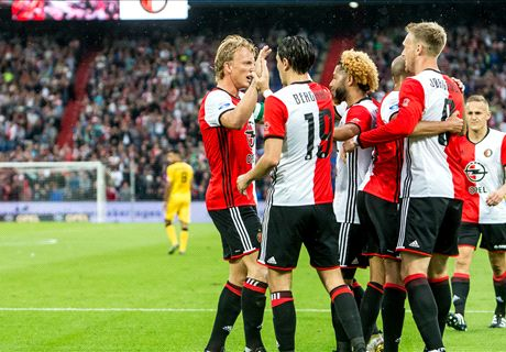 LIVE! Feyenoord - Roda JC: 2-0