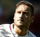 TOTTI: Reaches 250 Serie A goals in defeat