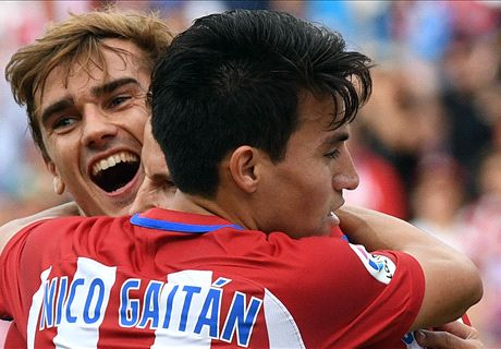 Griezmann strike enough for Atletico