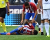 Gimenez a doubt for Bayern clash