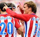 ESPAÑA: Griezmann le dio la victoria al Atleti