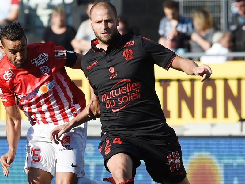 Nancy - Nice (0-1), les Aiglons poursuivent leur série