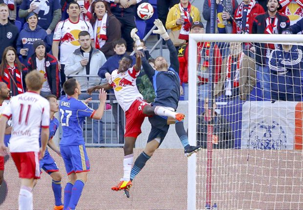New York Red Bulls 1-1 Colorado Rapids: Sanchez penalty earns Rapids away point