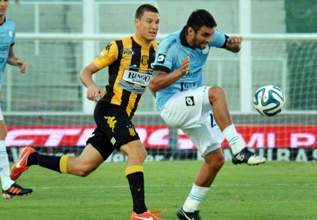 Belgrano y Olimpo igualaron y no se pudieron meter en el lote de arriba
