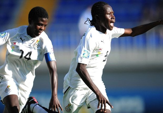 Ghana 2-0 Korea: Black Maidens off to flying start at U17 Women's World Cup
