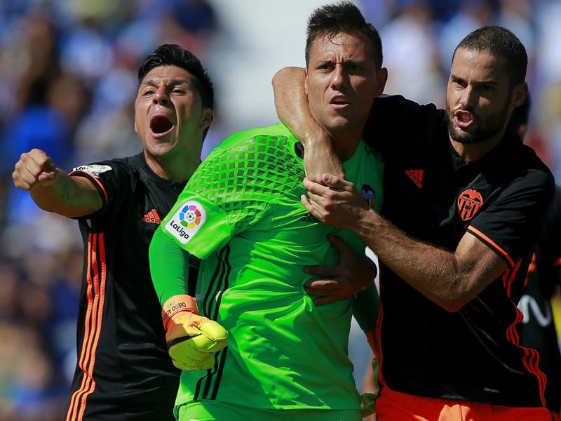 Valence, Diego Alves dans l'histoire de la Liga