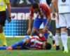 Atletico midfielder Augusto to undergo surgery on ACL injury