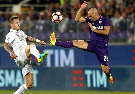 FT: Fiorentina 0-0 AC Milan