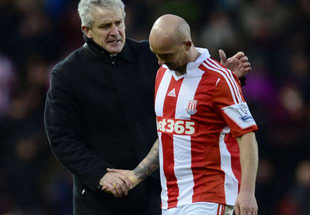 Hughes wants to extend Ireland's Stoke contract