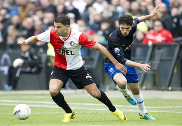 Vormer luidt zege Feyenoord in