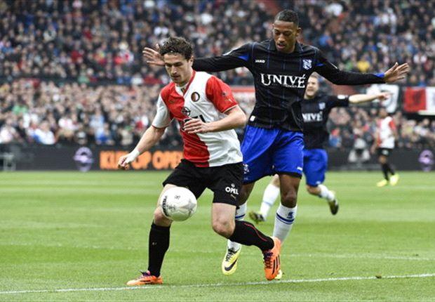 """""""De interesse van Feyenoord is volgens mij niet meer dan een gerucht"""""""