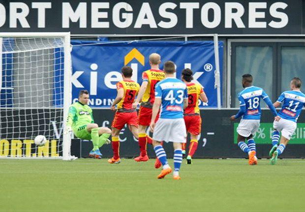 PEC Zwolle neemt wraak in IJsselderby