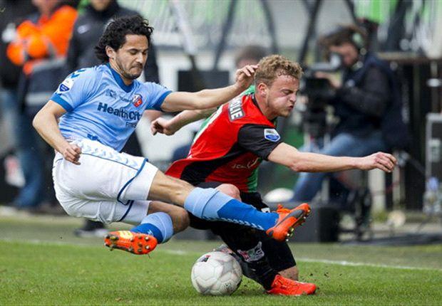 NEC loopt dankzij remise uit op Roda JC
