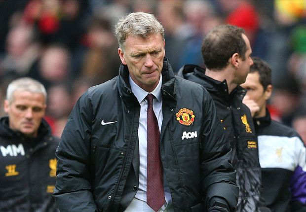 Moyes: I'm disappointed with myself