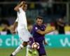 La Fiorentina de Sánchez empató con el Milán de Bacca