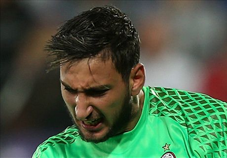 Donnarumma performs well in stalemate