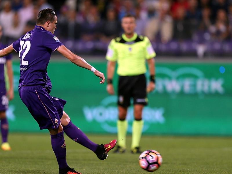 Finisce sul palo la striscia positiva di Ilicic: primo rigore fallito in Serie A