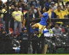 Javier Aquino sufre esguince en el tobillo derecho