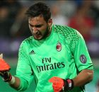 Donnarumma salvages draw for Milan
