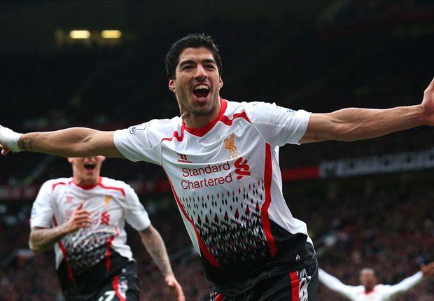 Liverpool se llevó el clásico frente a Manchester United