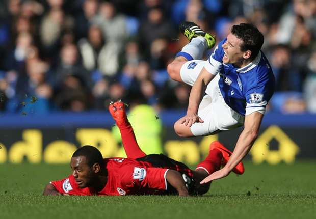 Martinez relieved Barry avoided serious injury