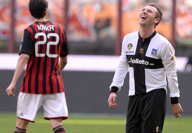 Serie A Team of the Week: Cassano returns to haunt Milan