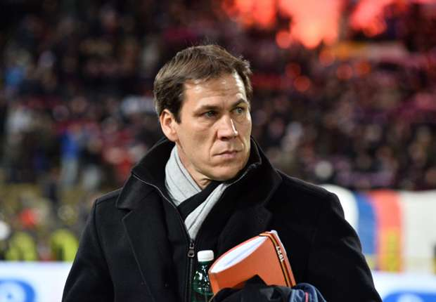 Garcia concedes title to Juventus: Roma just want to finish second