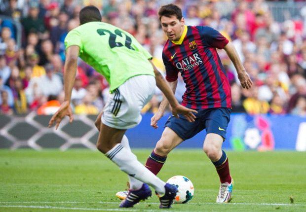 Barça vermaakt zich tegen Osasuna