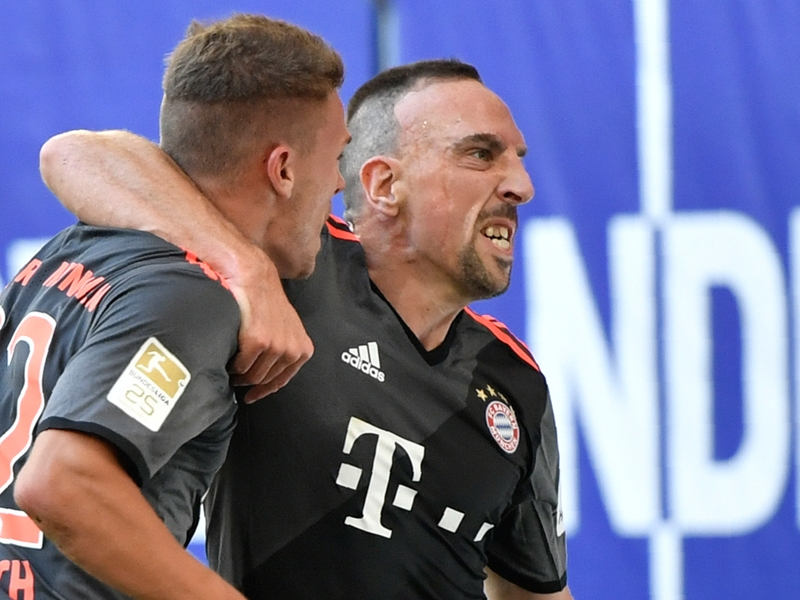 "Bayern Munich, Ribéry : ""Je suis en forme"""