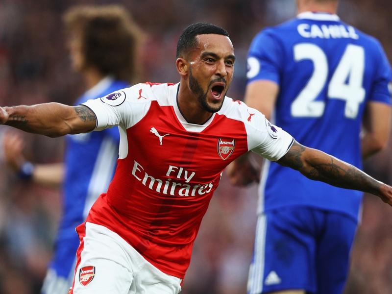 """Arsenal, Walcott : """"Je suis totalement différent"""""""