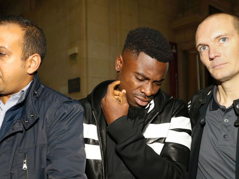 Le PSG et Aurier réagissent à la condamnation de défenseur