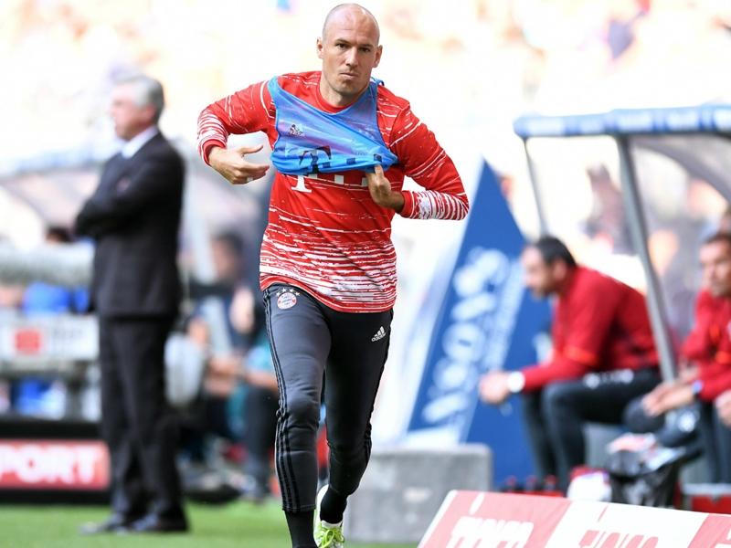 Pays-Bas, Robben ne jouera pas contre les Bleus
