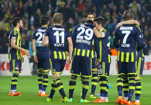 Süper Lig: Fenerbahce enteilt der Konkurrenz
