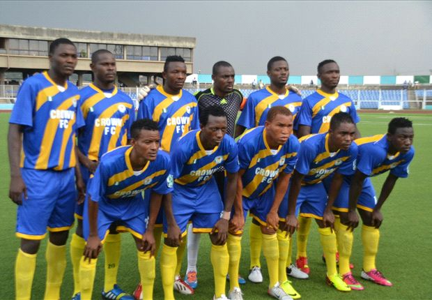 Crown FC defeated Heartland