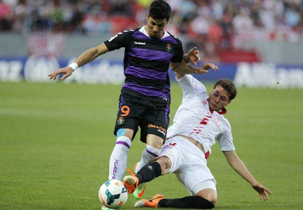Guerra en el partido contra el Sevilla