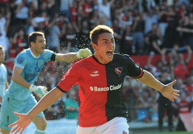 Ponce es el quinto jugador más joven en convertir en el fútbol argentino.
