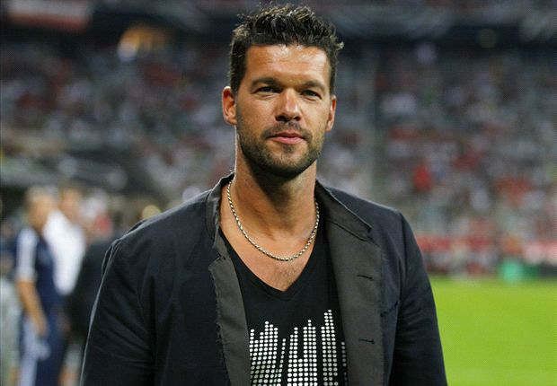 Ballack: Germany and Spain on another level