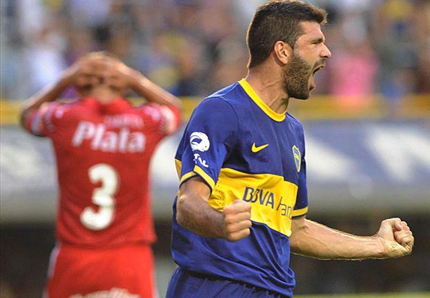 Boca lo tenía pero Argentinos se lo empató sobre el final