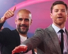 Alonso hails Pep's Man City work