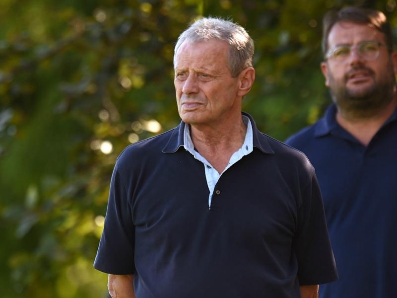 Zamparini conferma De Zerbi per necessità: pesa la penale da 500 mila euro