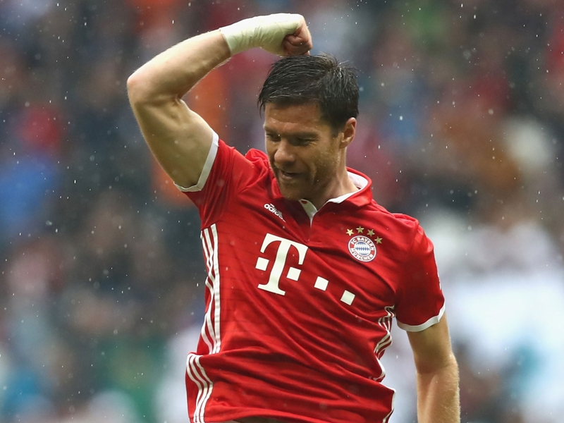"Liverpool-Manchester United, Xabi Alonso : ""Un match particulier"""