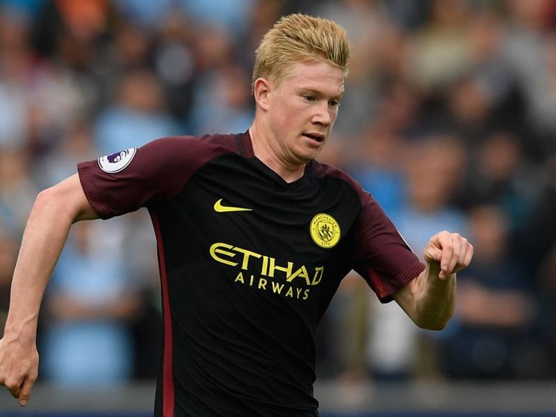 Manchester City, Guardiola donne des nouvelles de De Bruyne