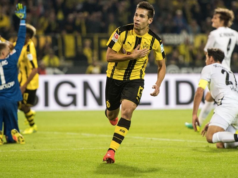 À Dortmund et au milieu, Raphaël Guerreiro change de catégorie