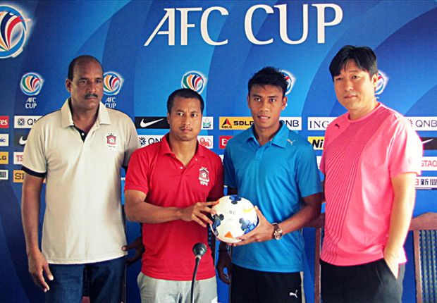 Churchill seek second straight AFC Cup win against Home