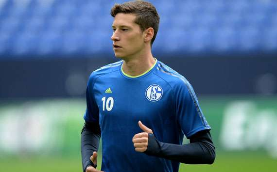 Arsenal target Draxler wants to stay at Schalke - agent