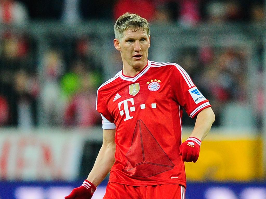 Zahlen des Bundesliga-Spieltags: Schweinsteiger überstrahlt alle