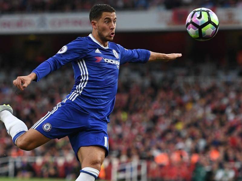 """Chelsea, Hazard : """"Henry est l'un de mes héros"""""""